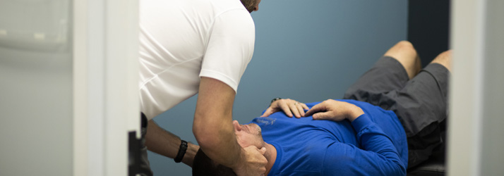 Chiropractor Covington LA Jason O'Rear Fixes Neck Pain