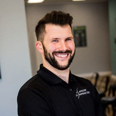 Chiropractor in Covington LA Jason O'Rear